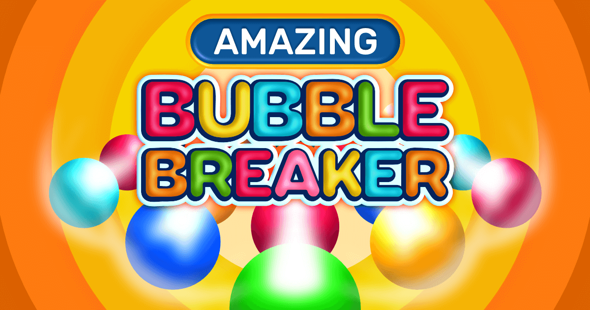 Amazing Bubble Breaker  Banner