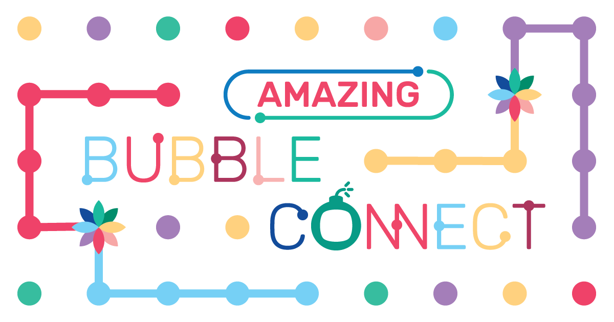 Amazing Bubble Connect Banner